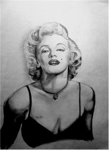 Famous People Drawings 1