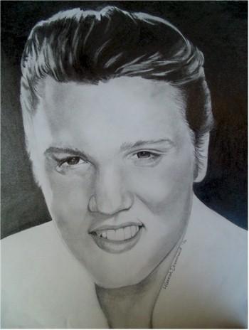 Pencil Portraits of Celebrities 4