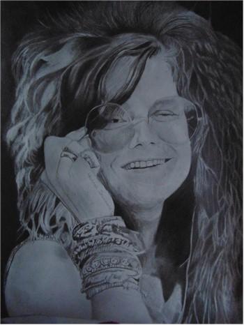 Pencil Portraits of Celebrities 5