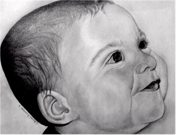 Baby Drawing 25