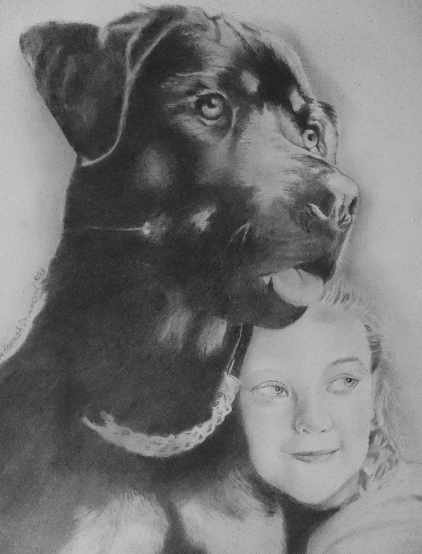 Dog and Owner Portraits 4